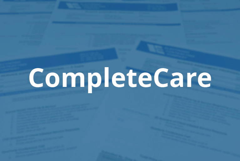 CompleteCare Service Agreement