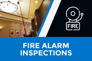 North Little Rock, AR Fire Alarm Inspections
