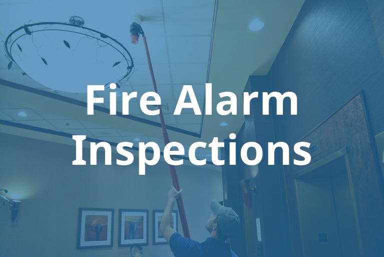 Wichita, KS Fire Alarm Inspections