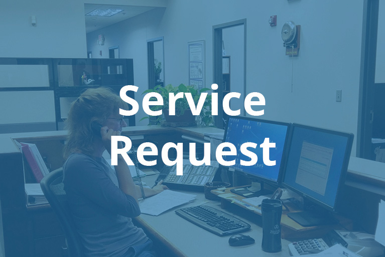 Lincoln, NE Service Request