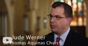 Jude Werner, Director of Development — Newman Center | St. Thomas Aquinas Catholic Church at UNL