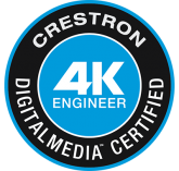 Crestron DigitalMedia Certified Engineer - 4K