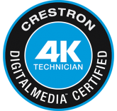 Crestron DigitalMedia Certified Technician - 4K