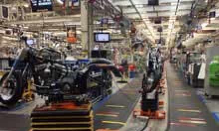 Electronic Contracting Company | Harley-Davidson Vehicle & Powertrain Operations Plant - Kansas City, Missouri