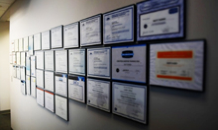 Certifications | Electronic Contracting Company