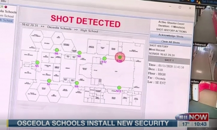 Osceola Public Schools Active Shooter Detection System