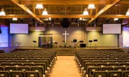 Electronic Contracting Company | Waypoint Church - Omaha, Nebraska