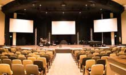 Electronic Contracting Company | Westside Church - Omaha, Nebraska