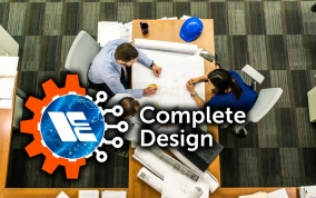 Complete Design Program by Electronic Contracting Company