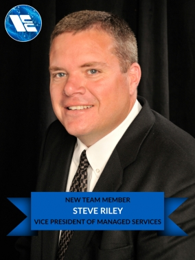 Electronic Contracting Company Hires Steve Riley as Vice President of Managed Services